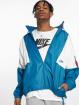 Nike Prechodné vetrovky  modrá 6