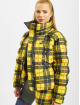 Nike Puffer Jacket Synthetic Fill AOP PD yellow