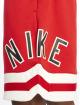 Nike Short Air Fleece rouge 5