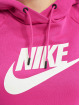 Nike Sweat capuche W Nsw Essntl Flc Gx rouge