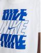 Nike T-Shirt Stack blanc