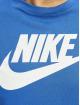Nike T-Shirt M Nsw Icon Futura bleu