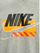 Nike T-Shirt M Nsw Sp Brandmarks Hbr gray