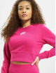 Nike T-Shirt manches longues W Nsw Air magenta