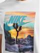 Nike T-Shirt Festival Photo white