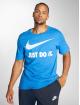 """Nike T-skjorter Sportswear """"just Do It."""" Swoosh blå 1"""