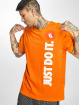 Nike T-skjorter HBR JDI 2 oransje 0