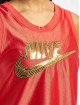 Nike Tank Tops Glam Dunk rot