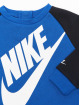 Nike Tuta Oversized Futura blu
