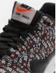 Nike Zapatillas de deporte Mike Air Max 1 Premium negro 6