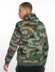 Nike Zip Hoodie Sportswear grün 1
