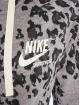 Nike Zip Hoodie Gym Vintage FZ LPRD svart