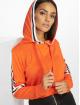 Noisy May Hoodie nmZena orange