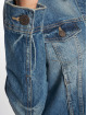 Noisy May Jeansjacken nmAda blau