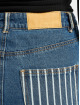 Noisy May Jupe nmNicole Normal Waist Denim Stripe bleu