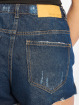 Noisy May Shorts nmMason NR Button blau