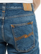 Nudie Jeans Straight Fit Jeans Steady Eddie Ii blau 4