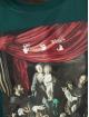 Off-White Футболка Carvag Painting S/S зеленый