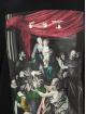 Off-White Футболка Caravag Painting S/S Over черный