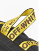 Off-White Batohy Pascal Arrow // Warning: Different return policy – item can not be returned èierna
