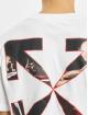 Off-White Camiseta Caravaggio Slim blanco