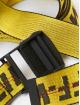 Off-White Cinturón Classic Industrial amarillo