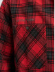 Off-White overhemd Check Flannel rood