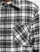 Off-White Skjorta Allover Check svart