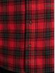 Off-White Skjorte Check Flannel rød