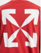 Off-White T-paidat Pascal Print punainen