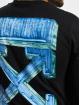 Off-White T-Shirt manches longues Marker Arrow noir
