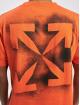 Off-White t-shirt Stencil S/S oranje
