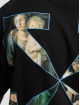 Off-White T-Shirt Carvag Painting S/S schwarz