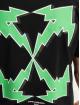 Off-White T-shirt Bolt Arrow S/S Slim svart