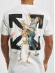 Off-White T-Shirt Pascal Skeleton S/S weiß