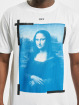 Off-White T-Shirty Monalisa bialy
