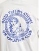 On Vacation Camiseta Ouzo Tasting blanco