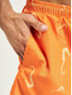 Only & Sons Badeshorts onsTed Swim oransje