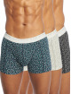 Only & Sons Boxerky onsNicolays 3-Pack èierna