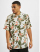 Only & Sons Chemise Ons Klopp Life Aop Viscose NOOS blanc