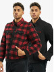 Only & Sons Jeansjacken Only & Sons onsCoin Reverse Check Jacket rot
