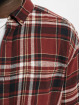 Only & Sons Koszule Onssimon Checked Flannel czerwony