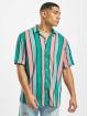 Only & Sons Koszule onsCarter Striped Viscose niebieski