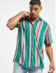 Only & Sons overhemd onsCarter Striped Viscose blauw