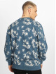 Only & Sons Pullover onsNed Washed blau