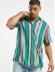Only & Sons Skjorter onsCarter Striped Viscose blå