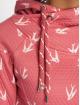 Only Bluzy z kapturem Onljalene L/s Swallow rózowy 3
