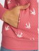 Only Bluzy z kapturem Onljalene L/s Swallow rózowy 4