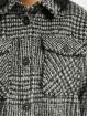 Only Kabáty Onlstormy Long Shacket šedá