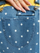 Only Nohavice na traky onlKim Hot Dot modrá